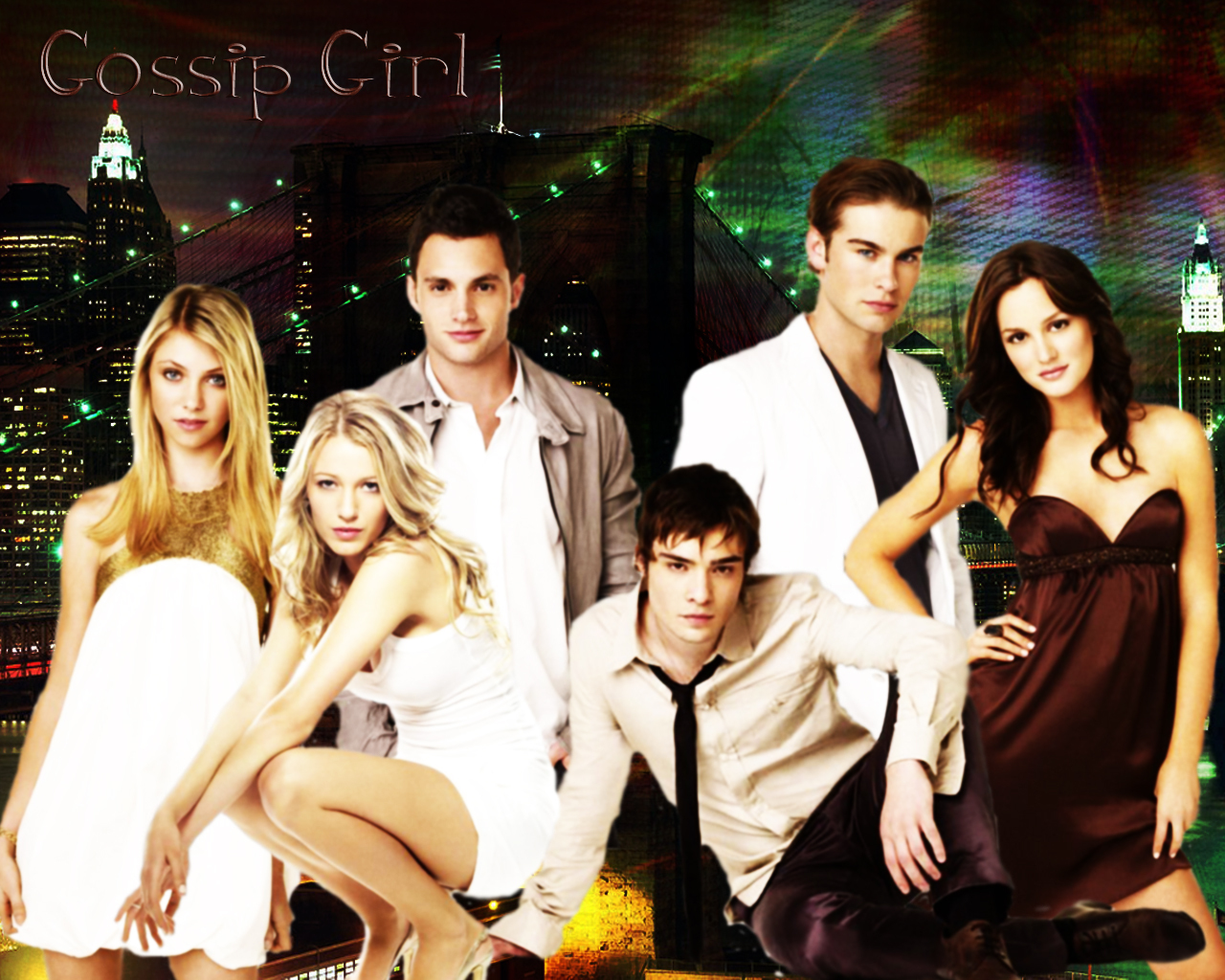 Gossip Girl Serie