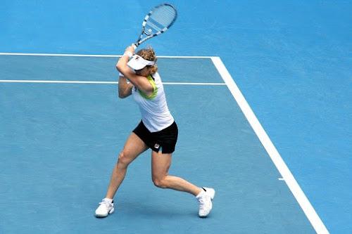 teknik tenis lapangan