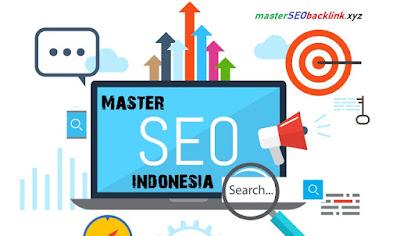 Master SEO Indonesia, Pakar SEO Terbaik, dan Penyedia Jasa SEO Terpercaya.