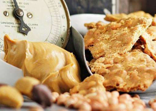 National Peanut Brittle Day Wishes Pics