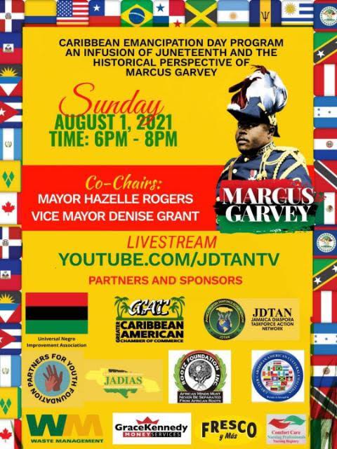 Caribbean Emancipation Program (2021)