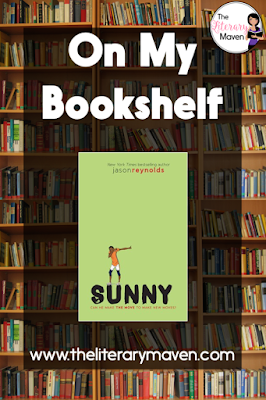 Sunny by Jason Reynolds focuses on the main character's grief over losing a mother he never met, a woman his father was completely in love with and made all of his life plans with. Sunny feels that he is disappointing both his parents by not fulfilling his mother's dreams. Read on for more of my review and ideas for classroom application.