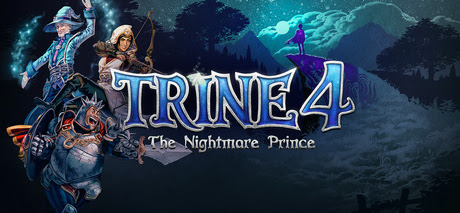 Trine 4 The Nightmare Prince Melody of Mystery-GOG