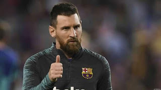 Messi Quashes Girezmann Rift Rumours