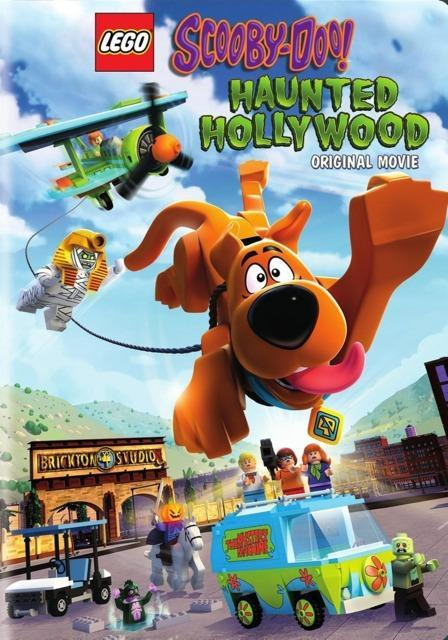 Lego Scooby-Doo!: Haunted Hollywood [2016] [DVD9] [NTSC] [Latino]