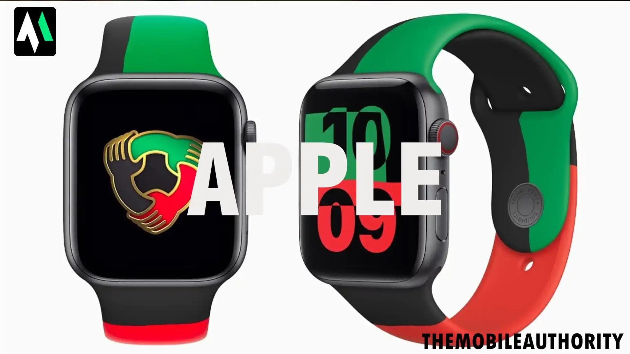 Apple brings out Limited Edition Black Unity Apple Watch 6