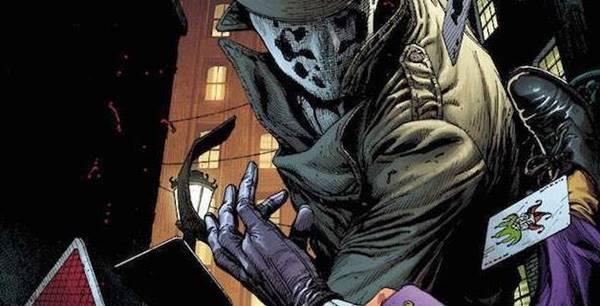 Kemampuan dan Kekuatan Rorschach (Watchmen) adalah