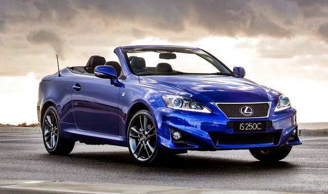 2012 Lexus IS 250C Review