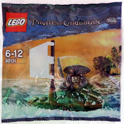 Jack Sparrow's Boat [30131]