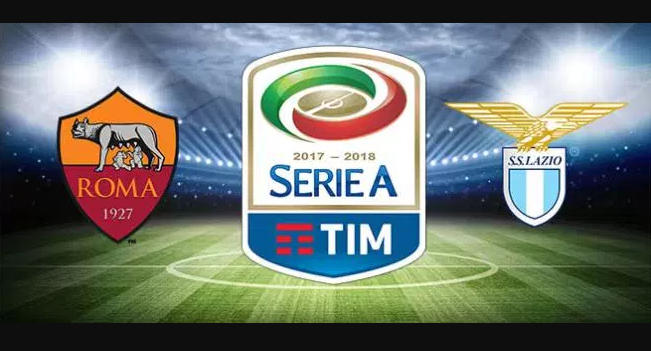 Dove Vedere Roma-Lazio Streaming Rojadirecta Video Gratis Online.