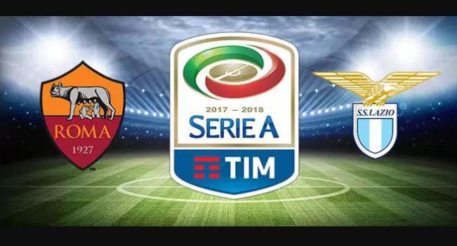 Dove Vedere ROMA-LAZIO Streaming (Senza Rojadirecta) Video Diretta Online | Calcio Serie A