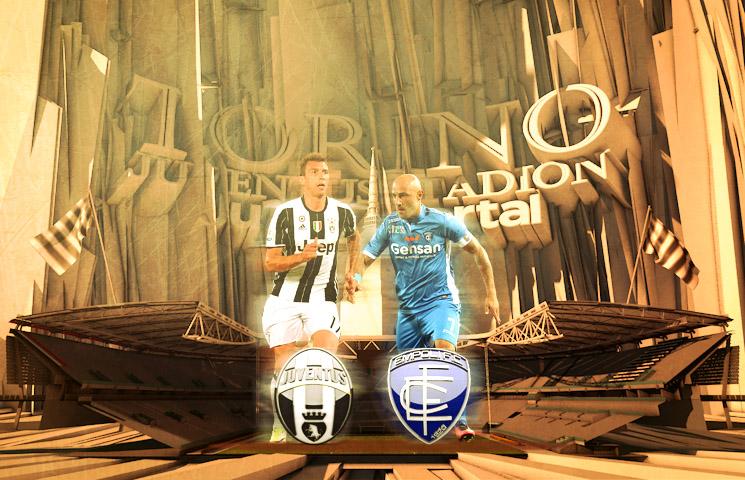 Serie A 2016/17 / 26. kolo / Juventus - Empoli, subota, 20:45h