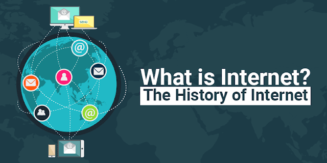 History of Internet - What is the Internet!