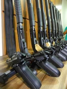 Guarda Municipal de Sarandi (PR) começa a portar pistolas e escopetas