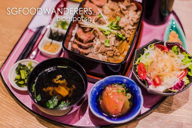 Japanese Food Street @ Jurong Point: &JOY Dining Hall