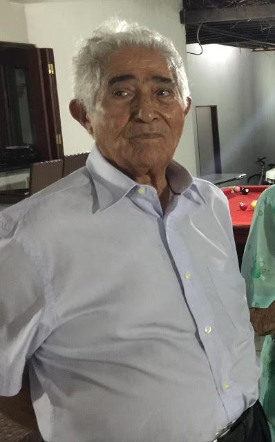Morre em Parnaíba aos 99 anos o empresário Onofre Martins de Sousa