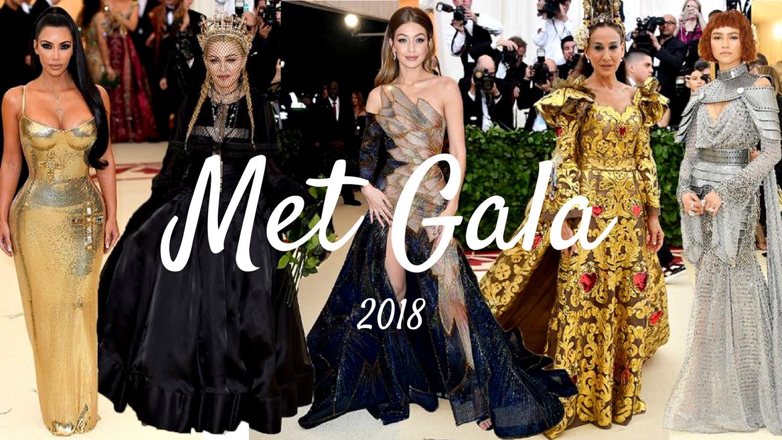 Met Gala 2018