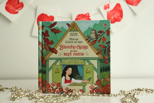 Pop up Blanche Neige
