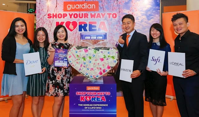 Shop Your Way to KOREA, Guardian Malaysia