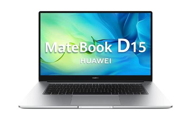 Huawei Matebook D15: análisis