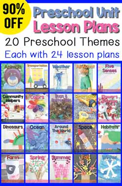 90% OFF PRESCHOOL CURRICULUM
