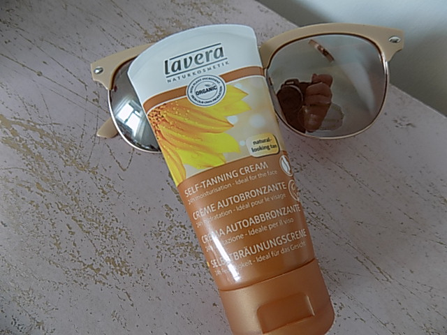 Lavera Face Self Tanning Cream