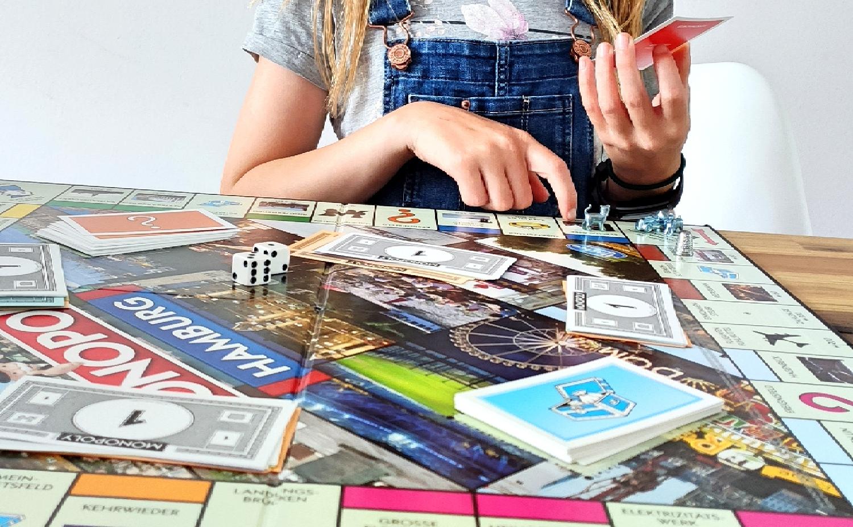 Gesellschaftsspiel fuer die ganze Familie