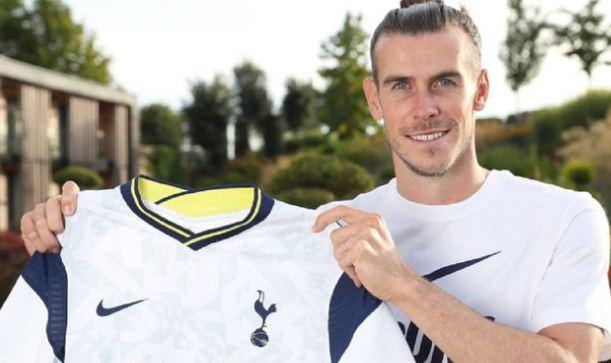 Resmi, Gareth Bale Resmi Kembali ke Tottenham Hotspur