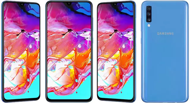 Samsung Galaxy A70 has Started Receiving November 2020 Software Updates: Always On Display
