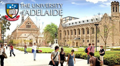 Study Visa: Apply For Australian Scholarships at University of Adelaide for International Students