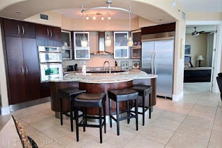 Bella Luna Condo For Sale, Orange Beach AL Real Estate Kitchten Unit 110