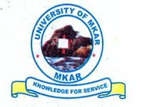University Of Mkar 2017/2018 Postgraduate Admission Form On Sale
