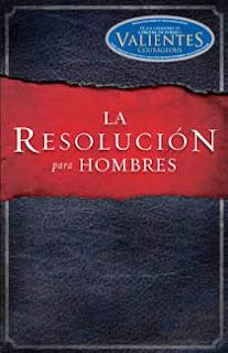 Libros Cristianos La Resolucion para Hombres