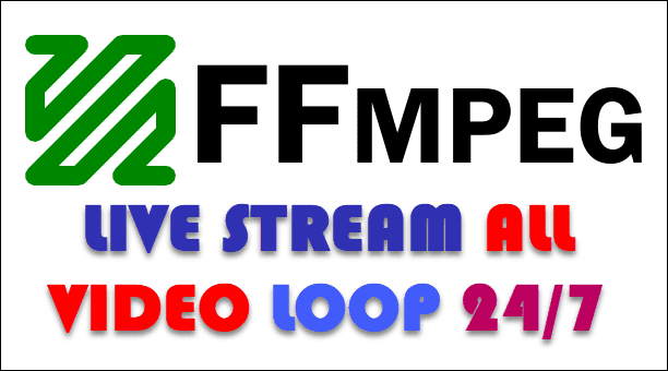 Live Stream bằng FFMPEG - BlackCat273 Blog | Think Different | Youtube
