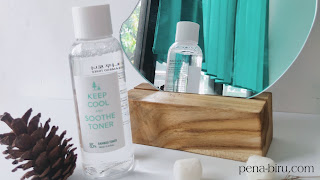 keep cool bamboo soothe toner review