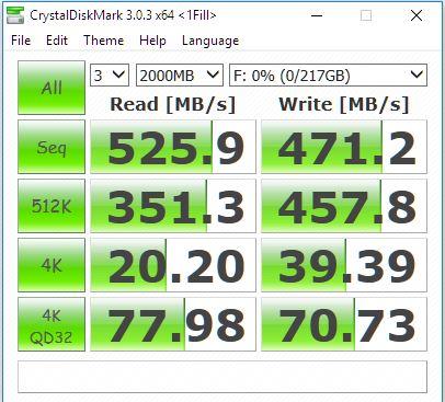 ADATA Ultimate SU800 256GB SSD Review 11