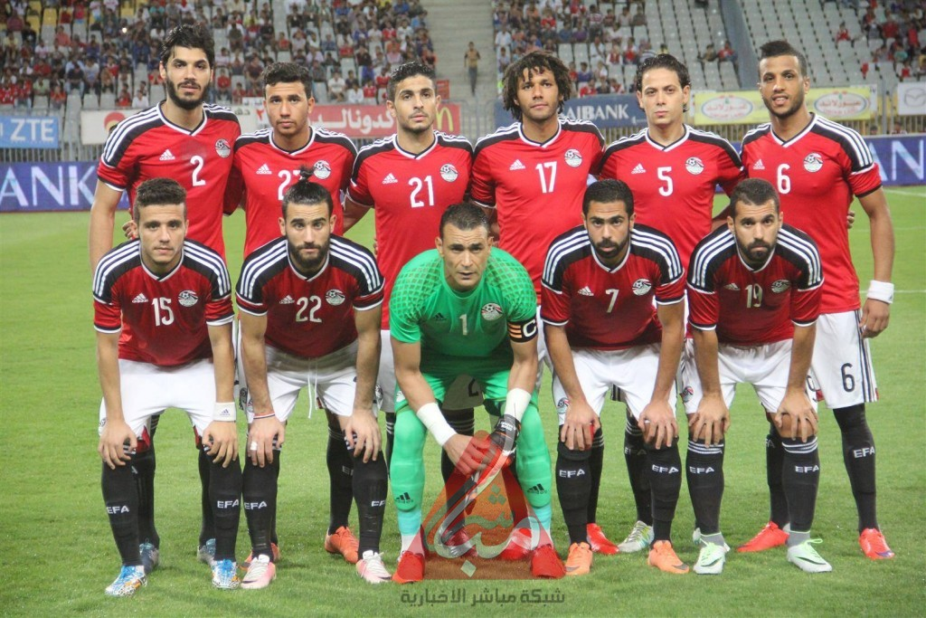 منتخب مصر فى مهمه صعبه امام الكونغو