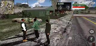 GTA San Andreas Lite GTA V Graphics Remastered - Android Download
