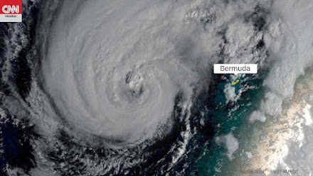 Ο τυφώνας Humberto αναβαθμίστηκε σε κατηγορία 3 και απειλεί τις Βερμούδες