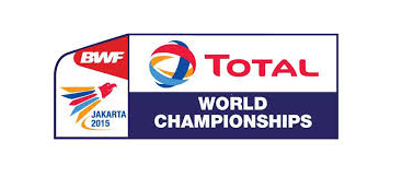 Badminton TOTAL BWF World Championships 2015