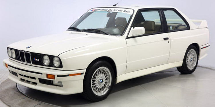 the lowest mileage e30 bmw m3 in the usa will cost you