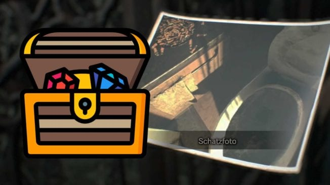 Resident Evil 7: Locations & secret hiding places of the 3 treasure photos, these rewards are available