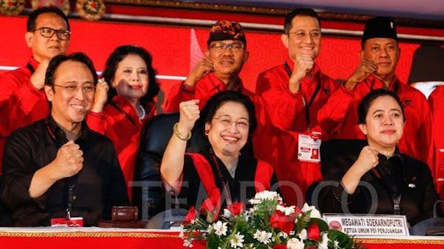 PDIP versi Survei Puspoll: Partai Bersih, Pro Pemberantasan Korupsi