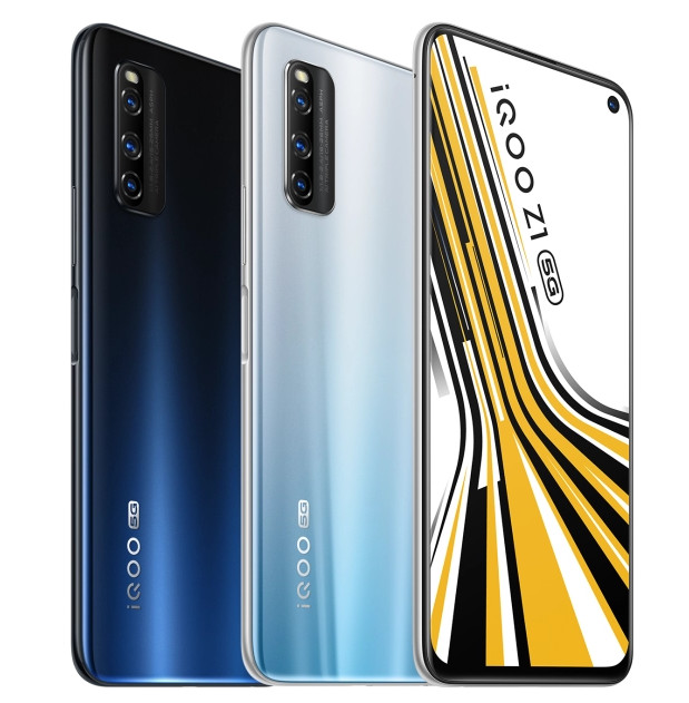 iQOO Z1 5G Launched with FullHD+ 144Hz dsiplay, 48MP Rear camera, 4500mAh battery & More