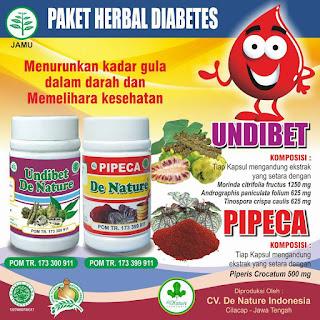 Obat Diabetes Melitus Akut Herbal Ampuh