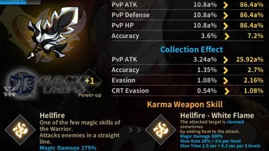 Lucid Adventure: Idle RPG - Warrior Karma Weapon 1