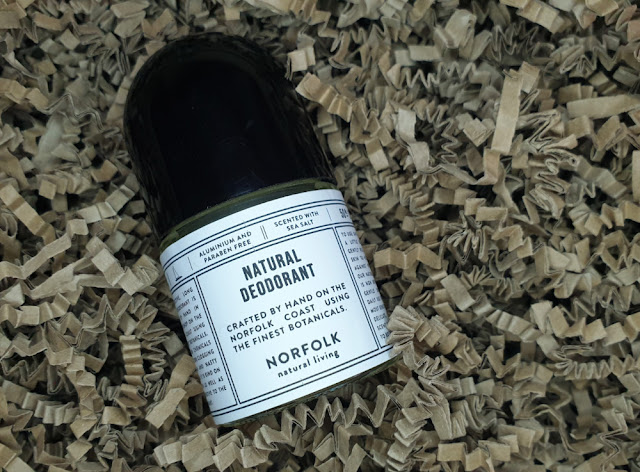 Norfolk Natural Living Natural Deodorant