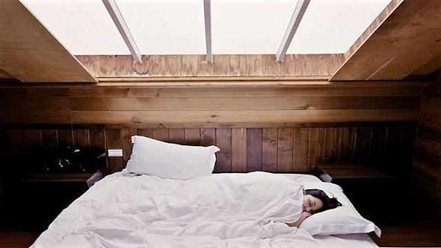 Cara Tidur Berkualitas Mudah
