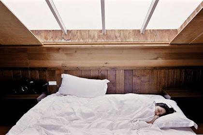 Cara Tidur Berkualitas Meskipun Hanya Sebentar Saja