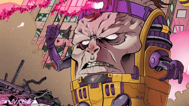 Série Animada do M.O.D.O.K Deve Estrear em 2021, Revela Produtor